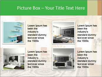 Wealthy Interior Design PowerPoint Template - Slide 14
