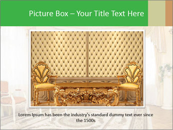 Wealthy Interior Design PowerPoint Template - Slide 15