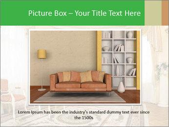 Wealthy Interior Design PowerPoint Template - Slide 16