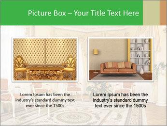 Wealthy Interior Design PowerPoint Template - Slide 18