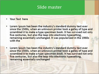 Wealthy Interior Design PowerPoint Template - Slide 2