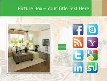 Wealthy Interior Design PowerPoint Template - Slide 21