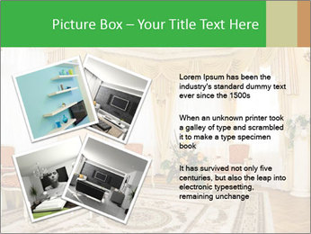 Wealthy Interior Design PowerPoint Template - Slide 23