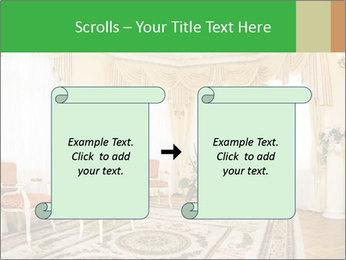 Wealthy Interior Design PowerPoint Template - Slide 74