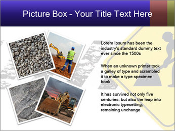 Construction Sign PowerPoint Template - Slide 23