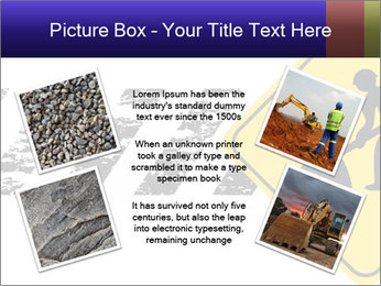 Construction Sign PowerPoint Template - Slide 24
