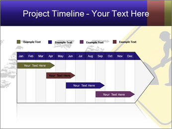 Construction Sign PowerPoint Templates - Slide 25