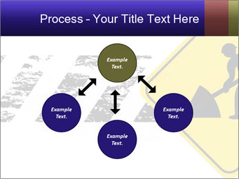 Construction Sign PowerPoint Templates - Slide 91
