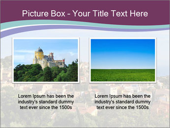 Hill In Spanish Cityscape PowerPoint Template - Slide 18