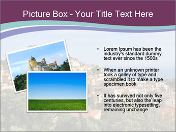 Hill In Spanish Cityscape PowerPoint Template - Slide 20