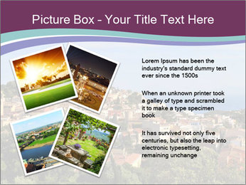 Hill In Spanish Cityscape PowerPoint Template - Slide 23
