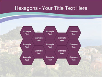 Hill In Spanish Cityscape PowerPoint Template - Slide 44