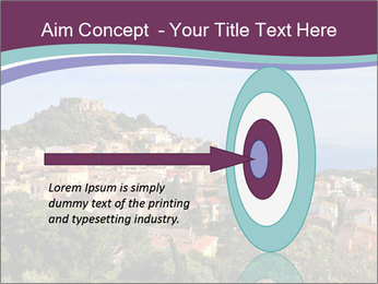 Hill In Spanish Cityscape PowerPoint Template - Slide 83