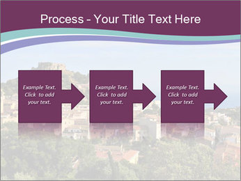 Hill In Spanish Cityscape PowerPoint Template - Slide 88