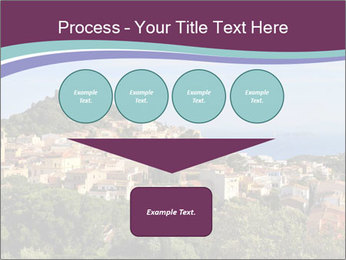 Hill In Spanish Cityscape PowerPoint Template - Slide 93