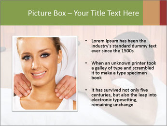Man At Spa Salon PowerPoint Template - Slide 13