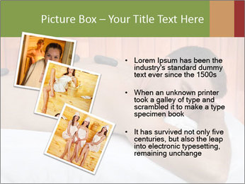 Man At Spa Salon PowerPoint Template - Slide 17