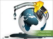 Oil Pollution PowerPoint Template
