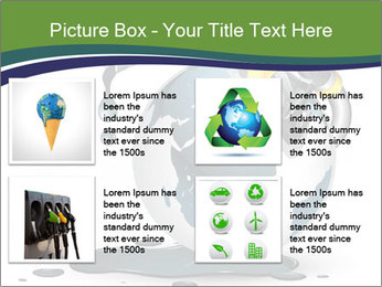Oil Pollution PowerPoint Template - Slide 14