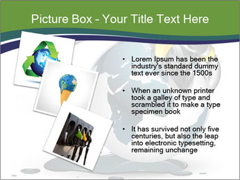 Oil Pollution PowerPoint Template - Slide 17