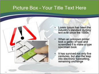 Oil Pollution PowerPoint Template - Slide 20