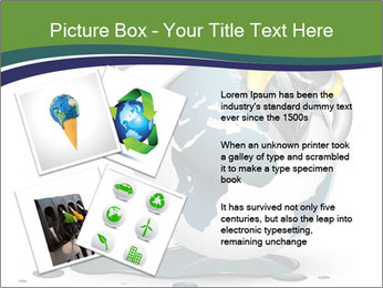 Oil Pollution PowerPoint Template - Slide 23
