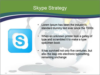 Oil Pollution PowerPoint Template - Slide 8