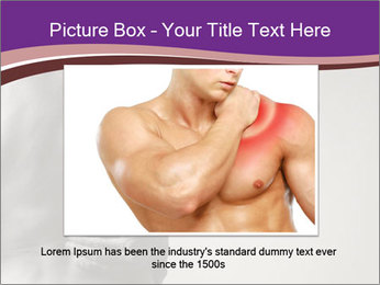 Athlete With Backache PowerPoint Template - Slide 16