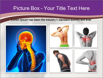 Athlete With Backache PowerPoint Template - Slide 19