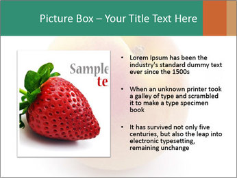 Fresh Apricot PowerPoint Templates - Slide 13