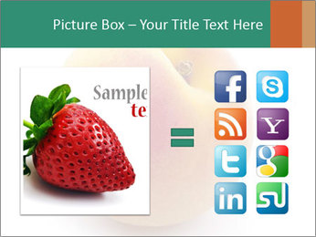 Fresh Apricot PowerPoint Templates - Slide 21