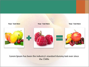 Fresh Apricot PowerPoint Templates - Slide 22
