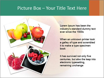 Fresh Apricot PowerPoint Templates - Slide 23