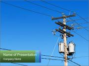 Electricity Distribution PowerPoint Templates