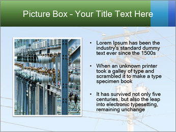Electricity Distribution PowerPoint Template - Slide 13