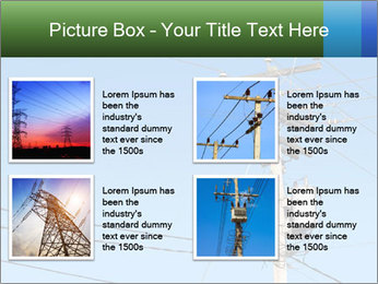 Electricity Distribution PowerPoint Template - Slide 14