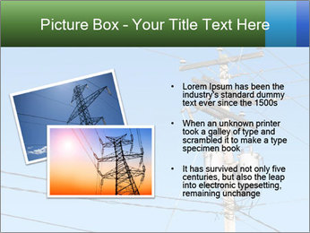 Electricity Distribution PowerPoint Template - Slide 20