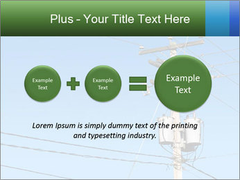 Electricity Distribution PowerPoint Template - Slide 75