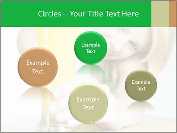 Woman And Orange Juice PowerPoint Template - Slide 77