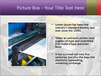 Press Production PowerPoint Template - Slide 13