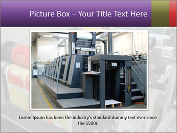Press Production PowerPoint Template - Slide 15