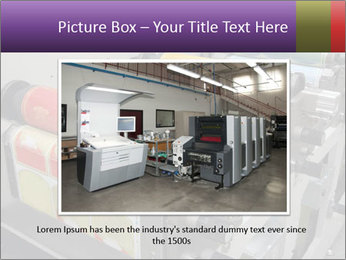 Press Production PowerPoint Template - Slide 16