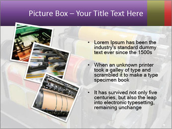 Press Production PowerPoint Template - Slide 17