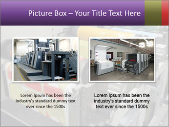 Press Production PowerPoint Template - Slide 18