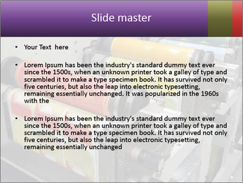 Press Production PowerPoint Templates - Slide 2