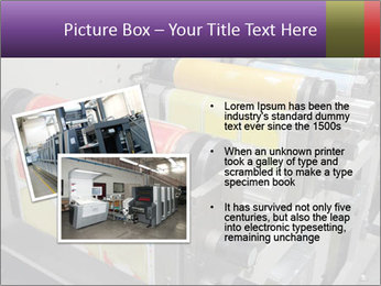 Press Production PowerPoint Template - Slide 20