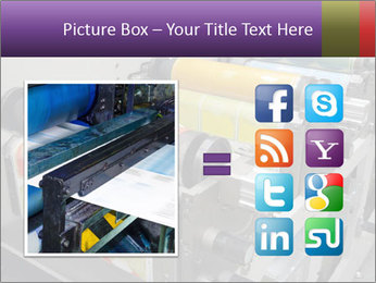 Press Production PowerPoint Template - Slide 21