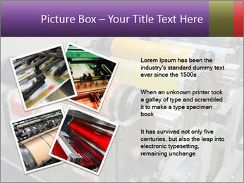 Press Production PowerPoint Template - Slide 23