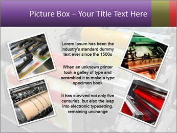 Press Production PowerPoint Template - Slide 24
