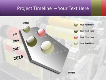 Press Production PowerPoint Template - Slide 26